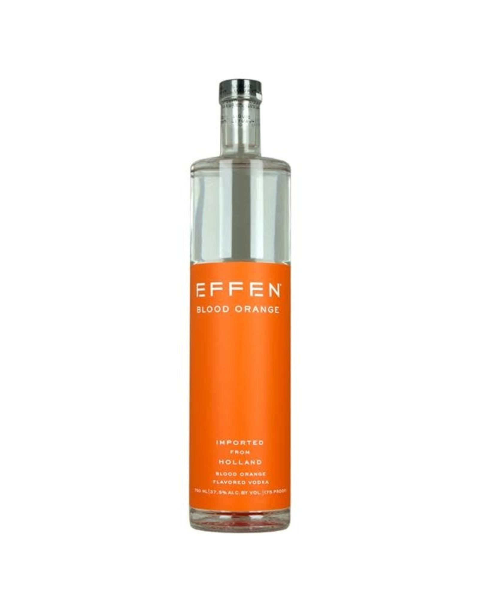 Effen Blood Orange Vodka 750Ml
