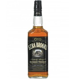 EZRA BROOKS 90 KENTUCKY BOURBON 750ML