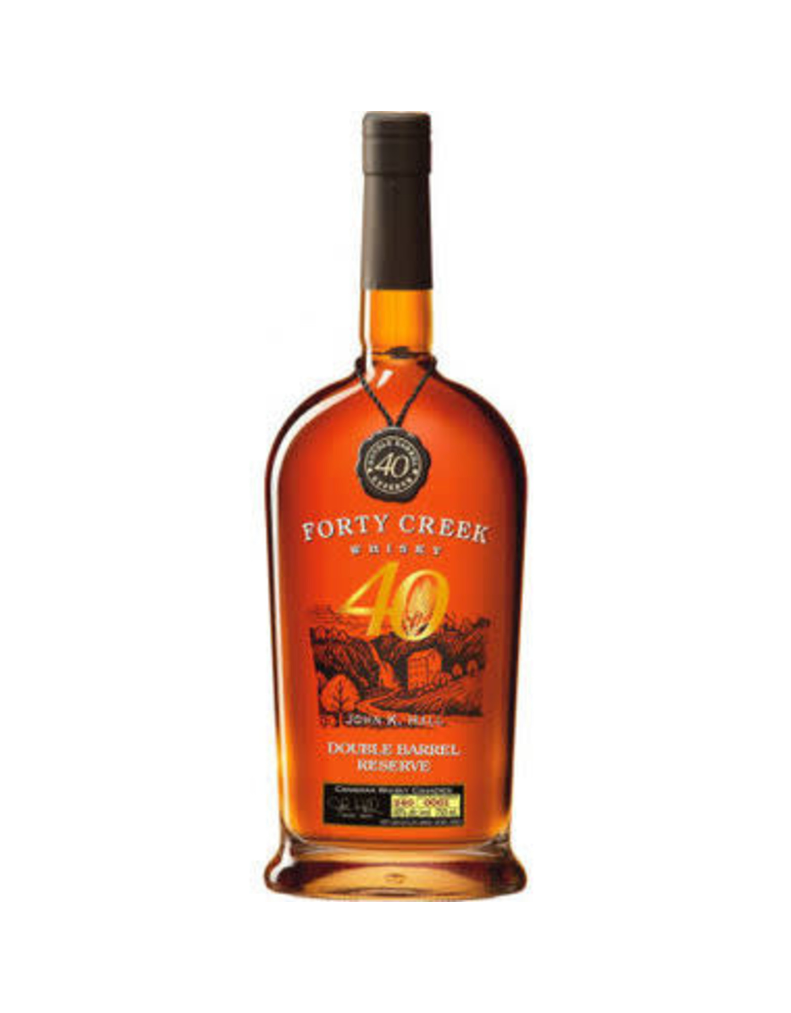 FORTY CREEK RESERVE CANADIAN WHISKY 750ML
