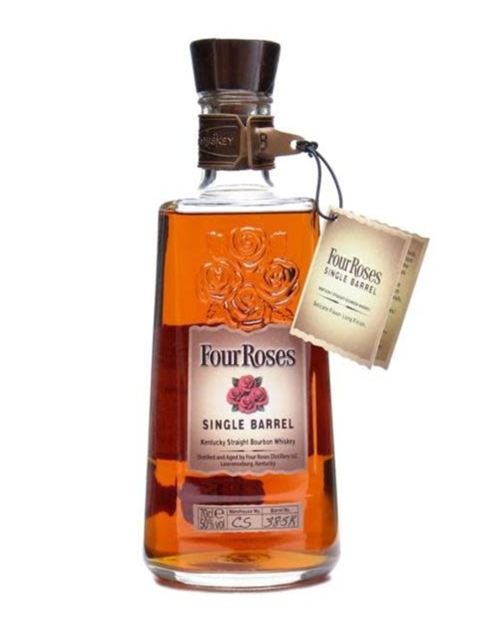 FOUR ROSES SINGLE BARREL BOURBON 750mL