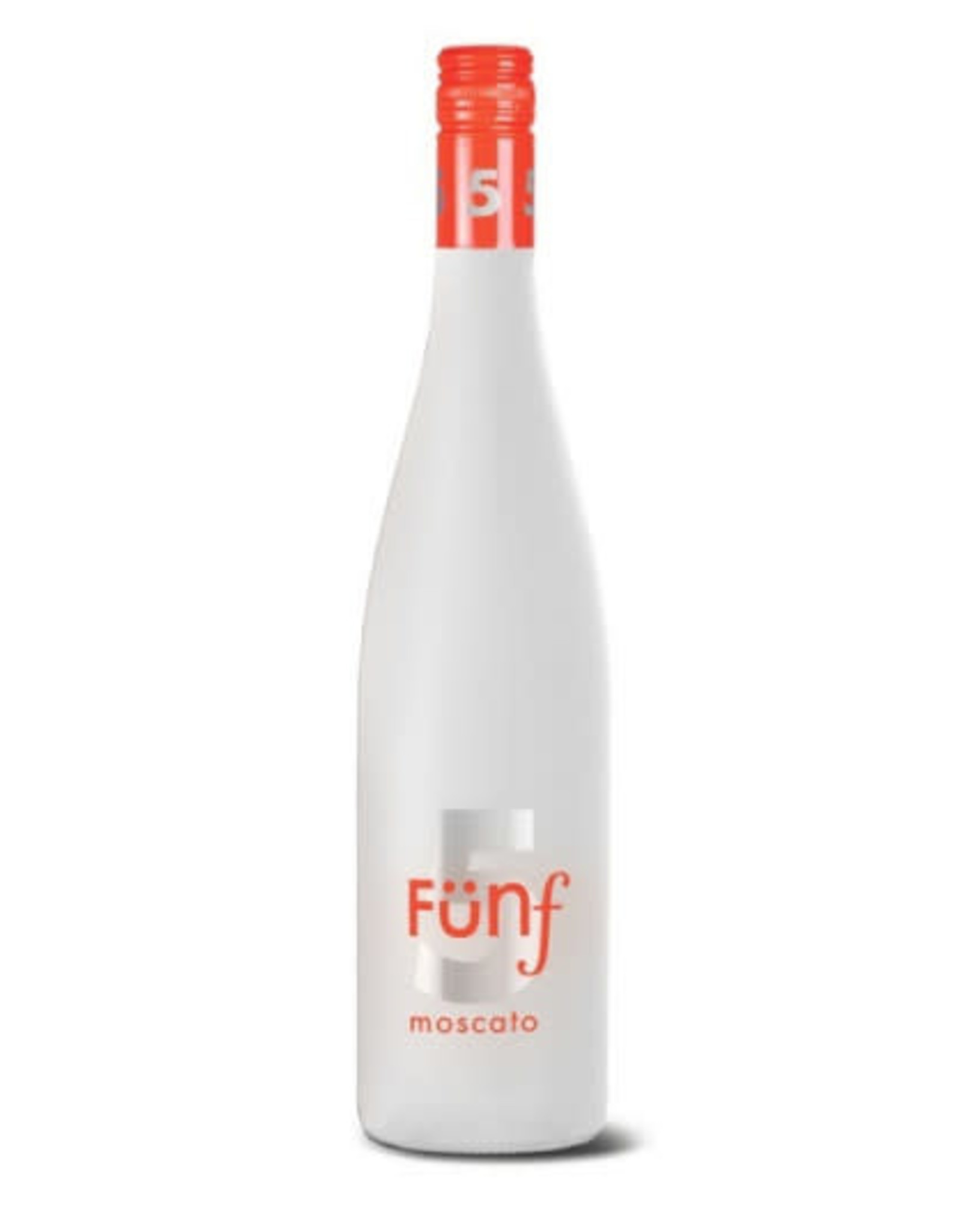 FUNF 5 MOSCATO 750ML