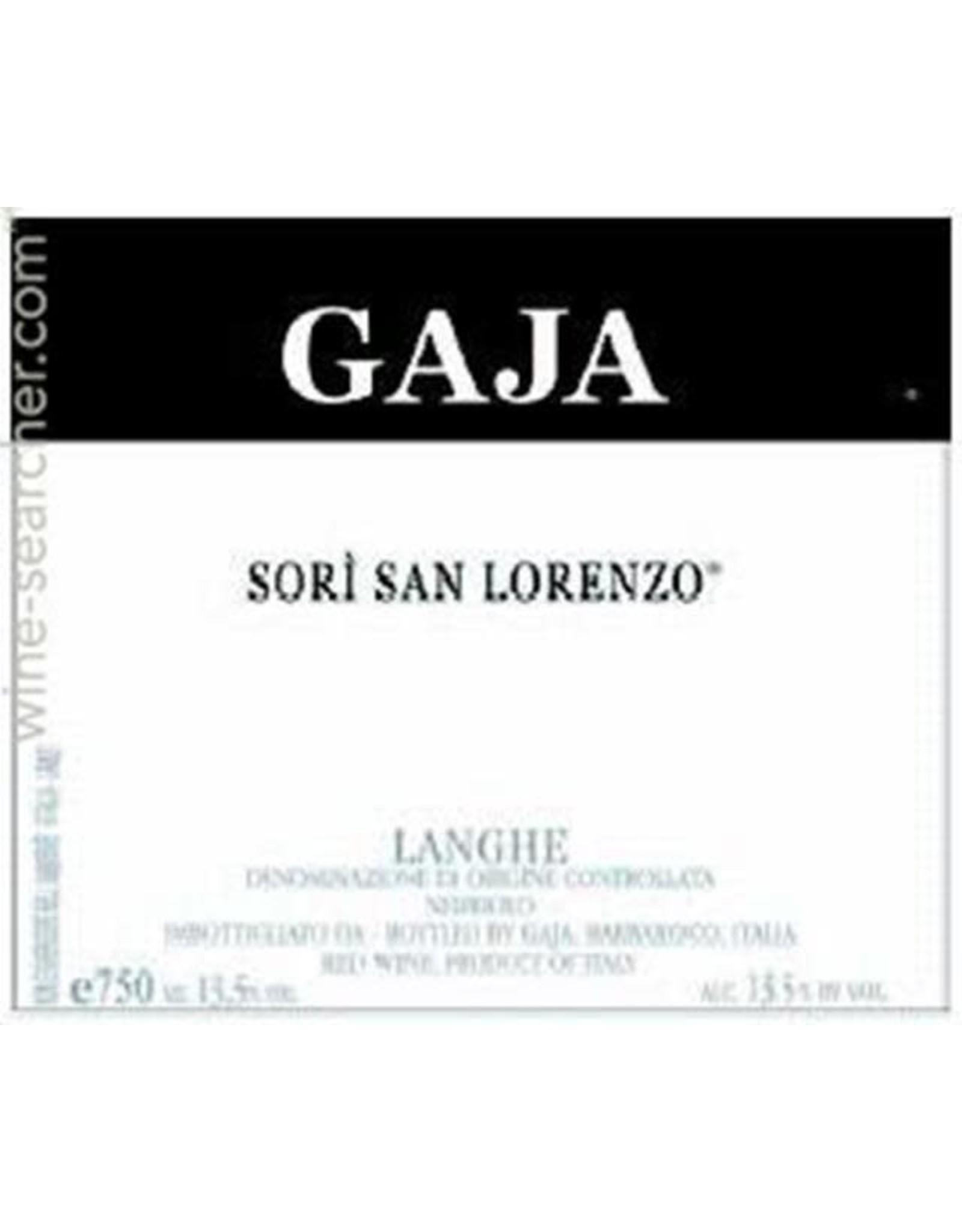 GAJA SORI SAN LORENZO 1993 750ML