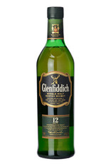 GLENFIDDICH 12 YR SCOTCH 750ML