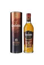 GLENFIDDICH 15 YR SCOTCH 750ML