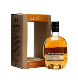 GLENROTHES 1998 SPEYSIDE SCOTCH 750ML