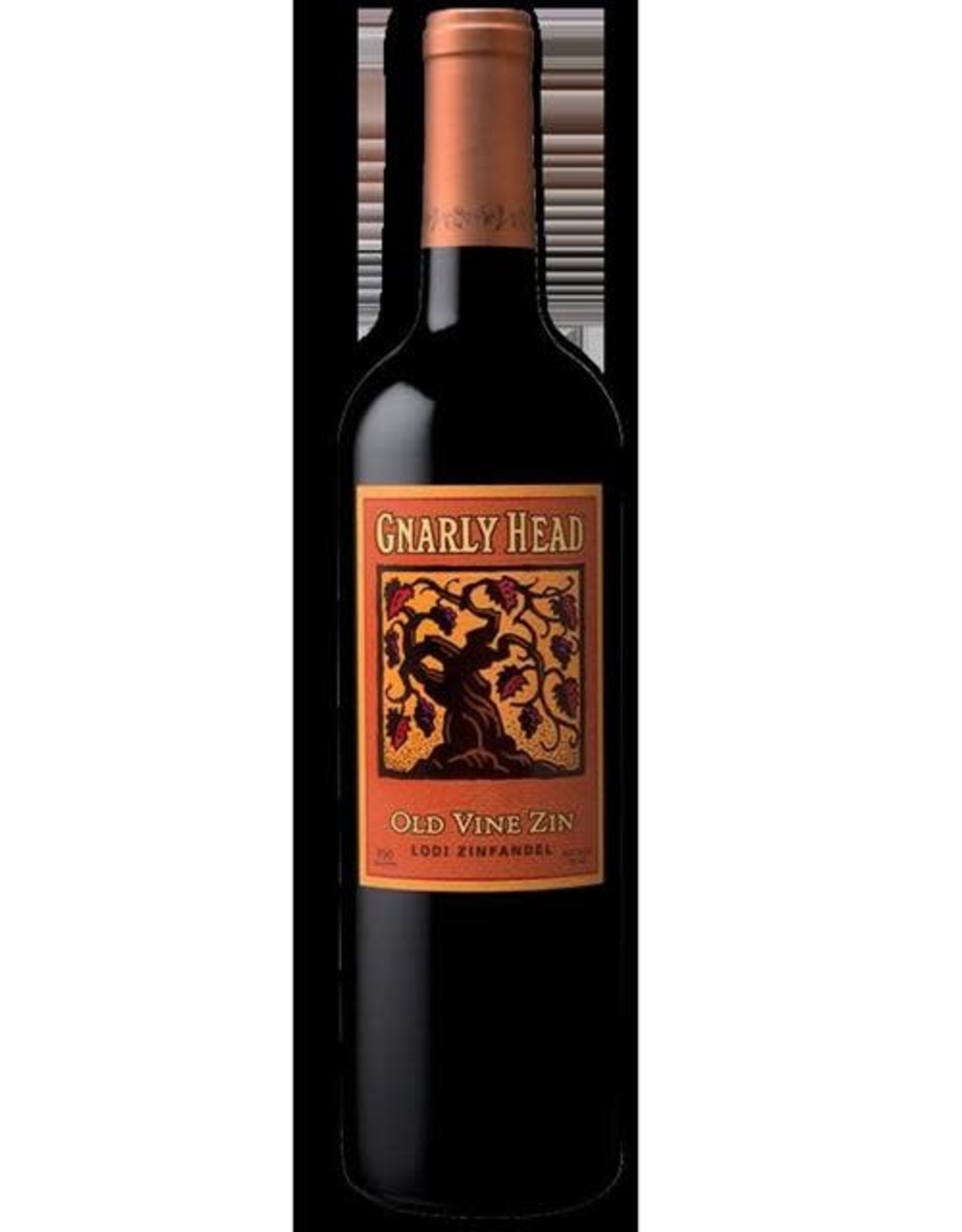 GNARLY HEAD ZINFANDEL 2015 750ml