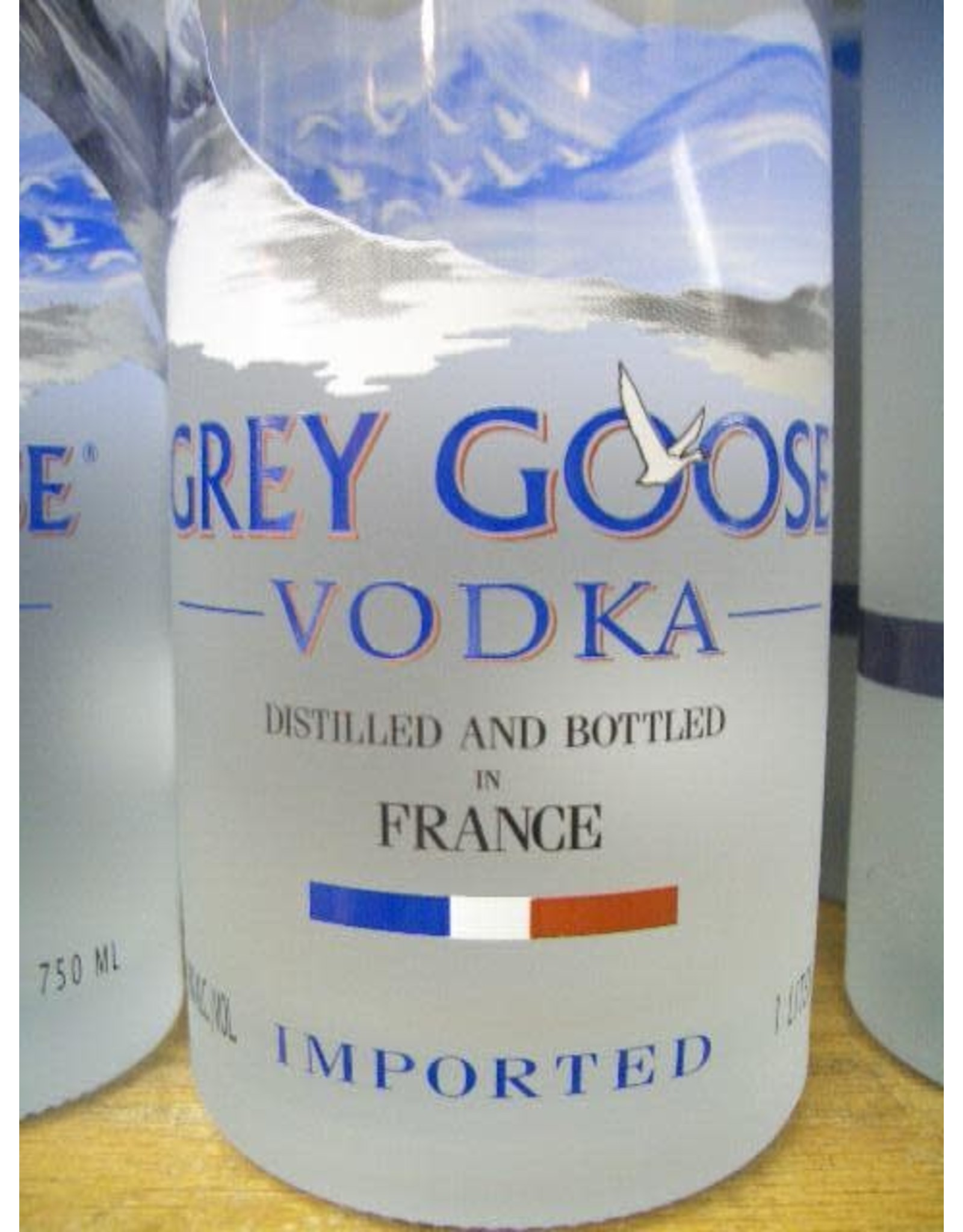 GREY GOOSE VODKA 200ML