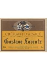 GUSTAVE LORENTZ BRUT ROSE SPARKLING WINE 750ML