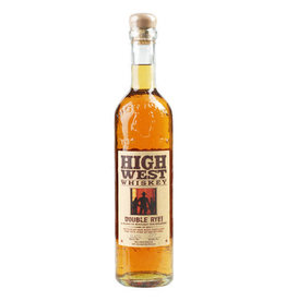 High West Double Rye whiskey 750ml