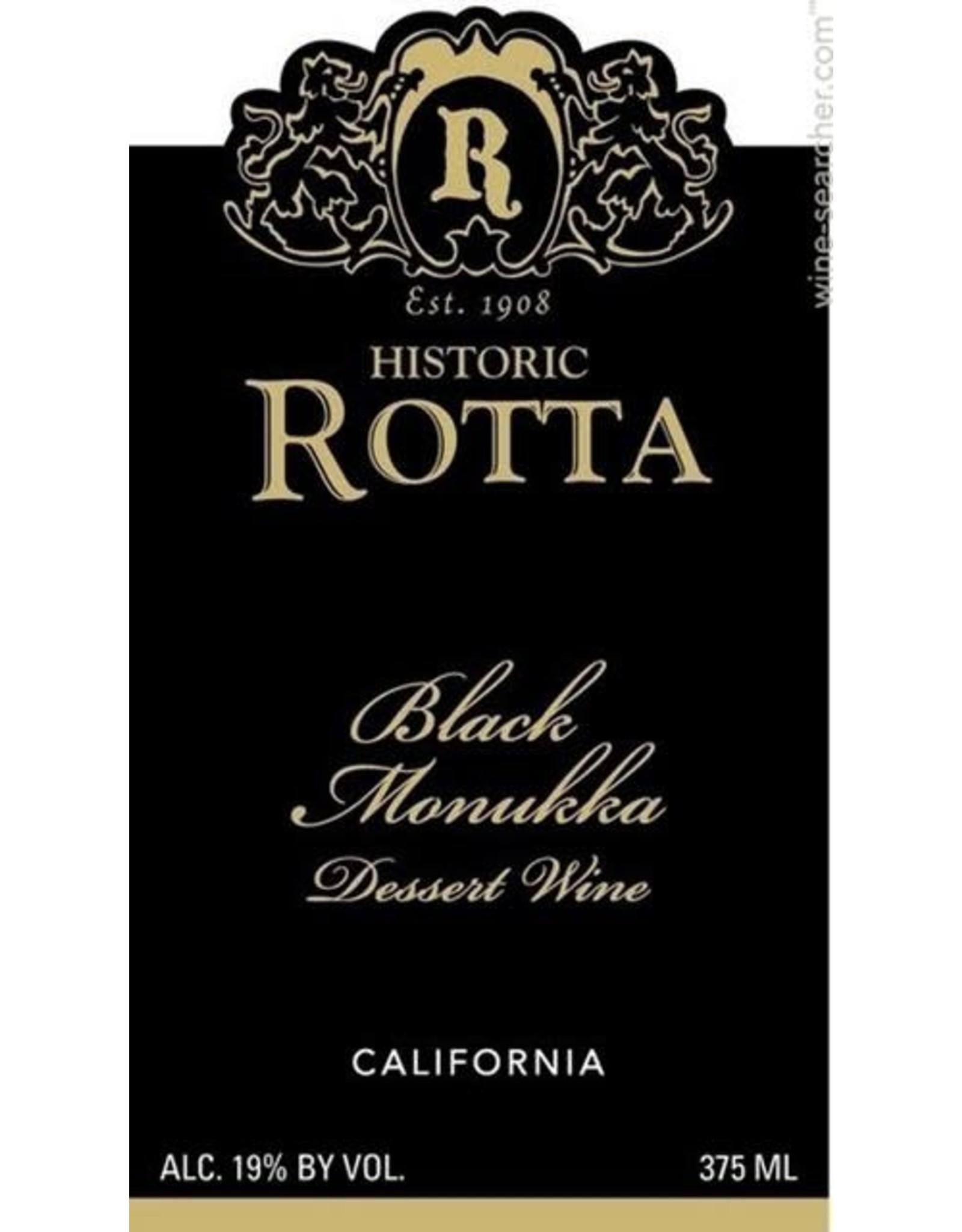 HISTORIC ROTTA DESSERT WINE 375ml