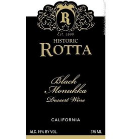 HISTORIC ROTTA DESSERT WINE 375ml