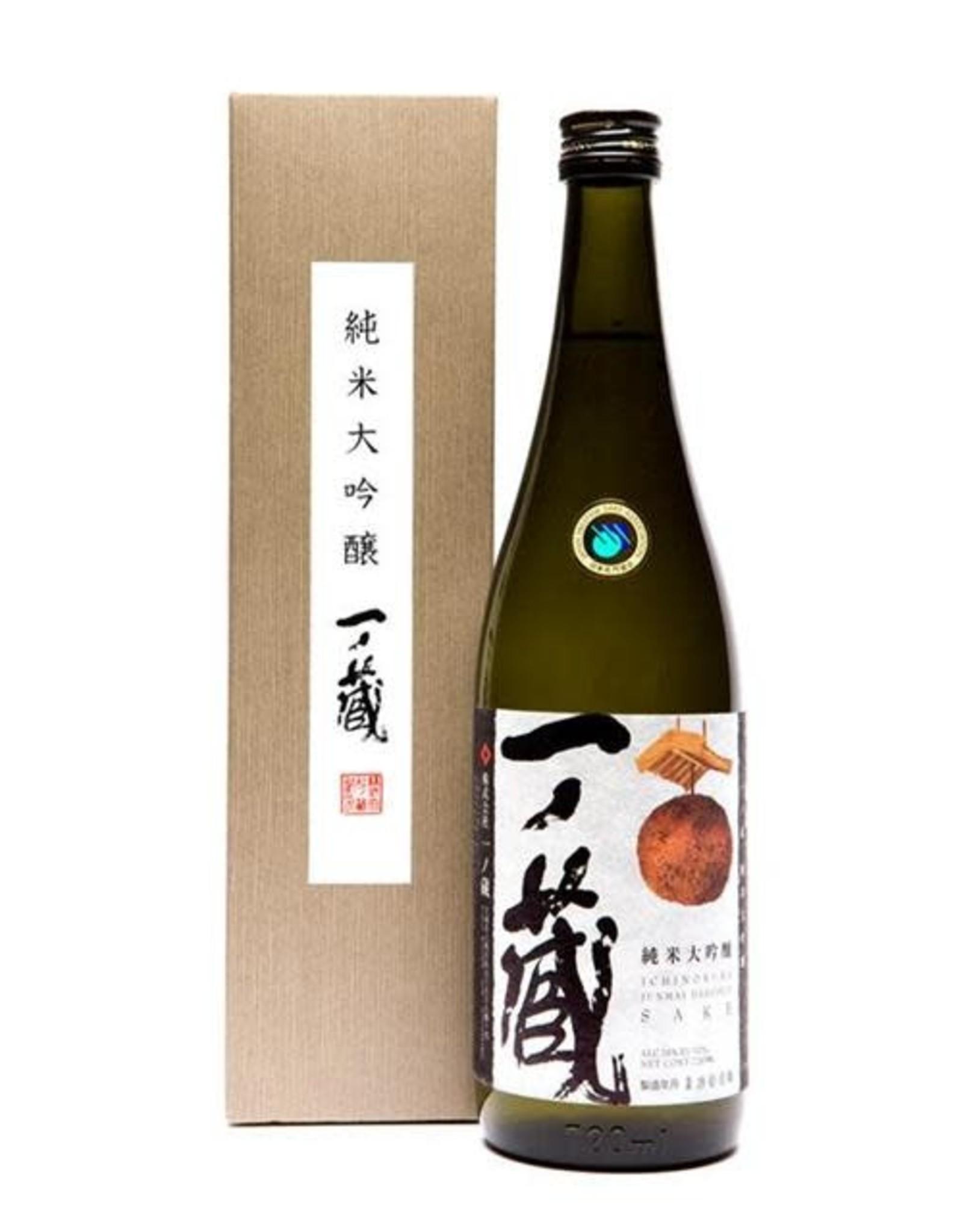 ICHINOKURA JUNMAI SAKE 720ML