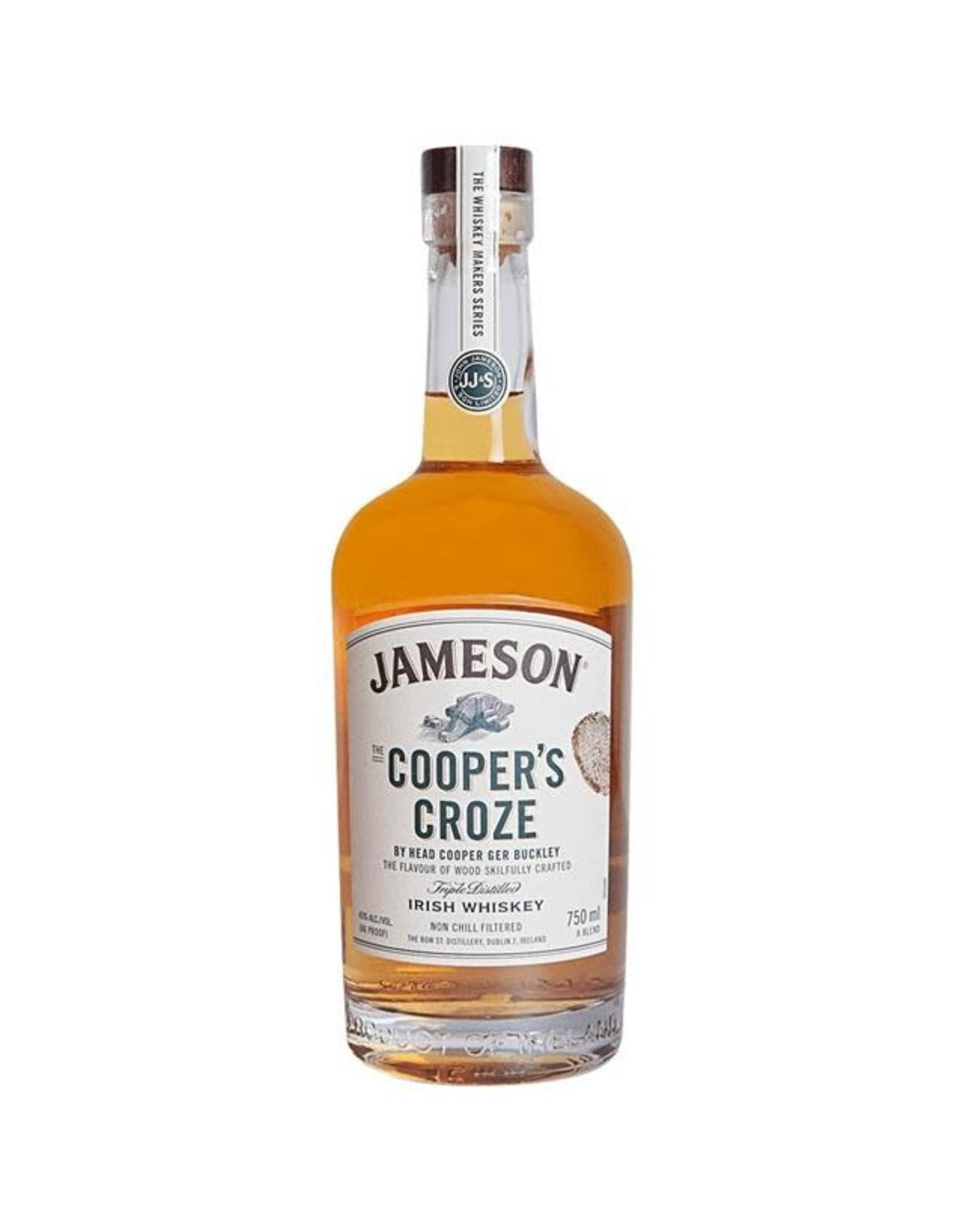 JAMESON COOPERS CROZE 750 ML