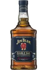 JIM BEAM DOUBLE OAK TWICE BARRELED 750 ML