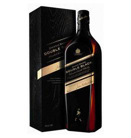 JOHNNIE WALKER DOUBLE BLACK 750ML