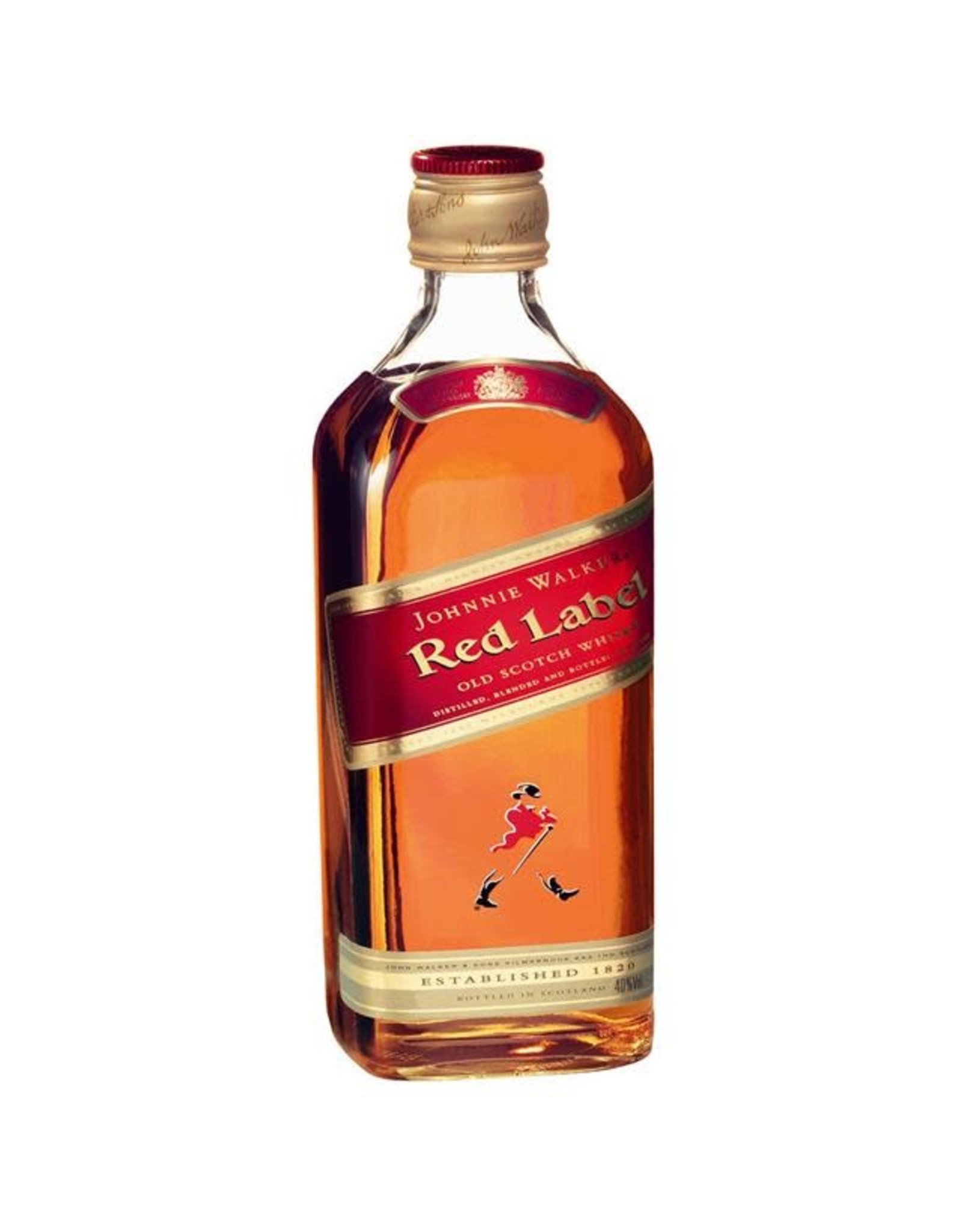 JOHNNIE WALKER RED LABEL SCOTCH 1.75L