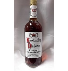 KENTUCKY DELUXE WHISKEY 1L
