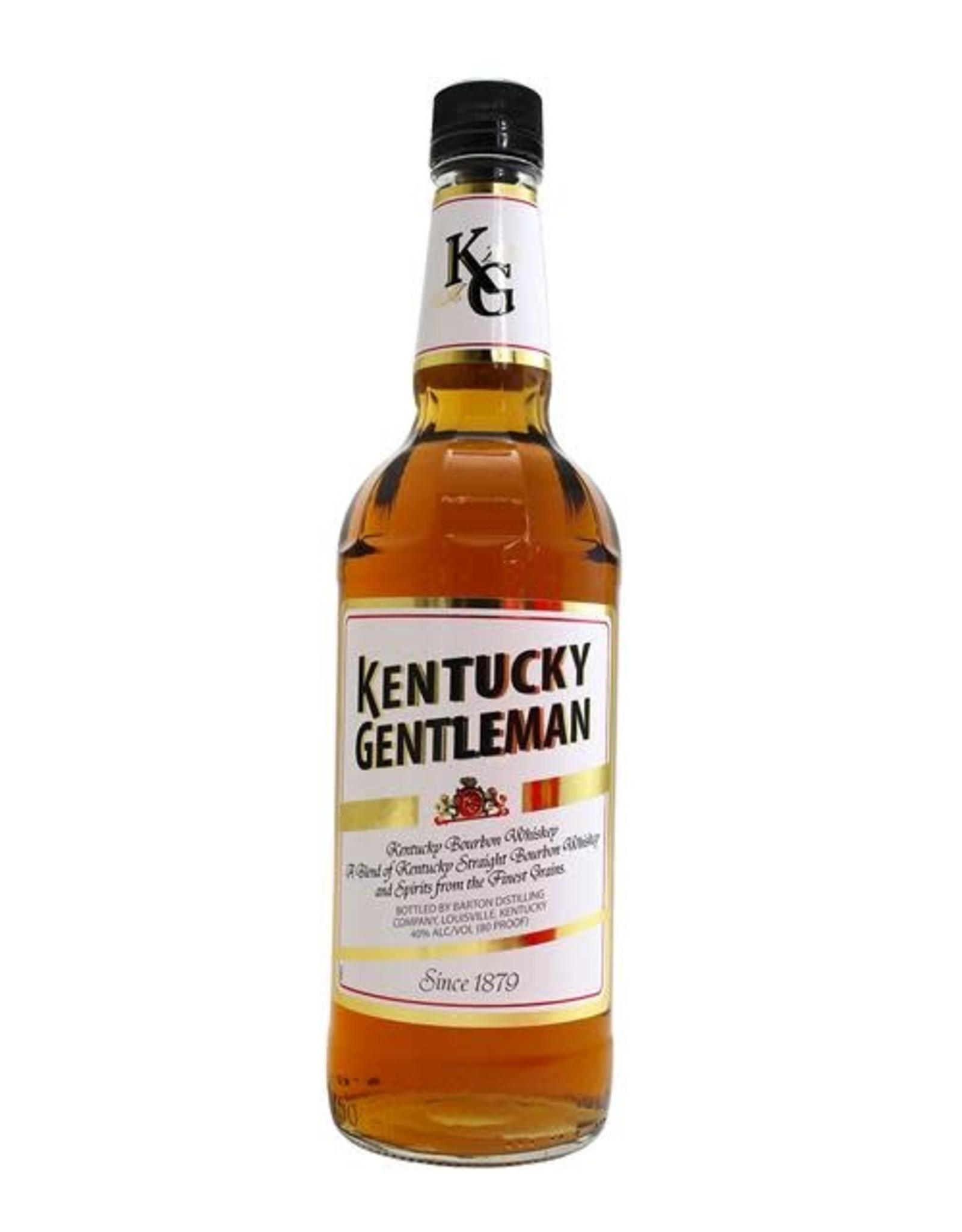 KENTUCKY GENTLEMAN 750ML