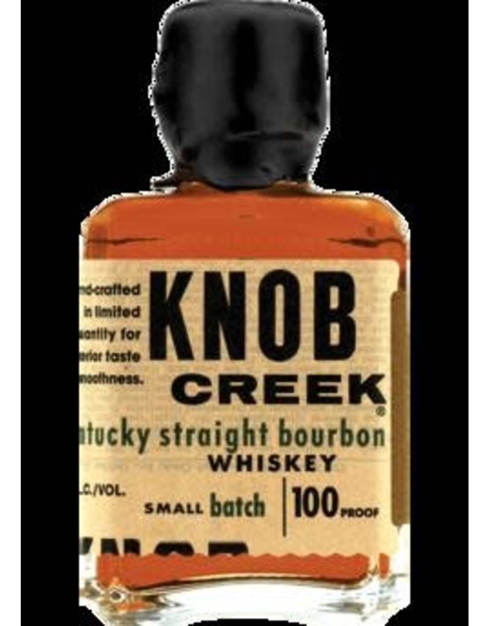 KNOB CREEK KENTUCKY BOURBON 750ML