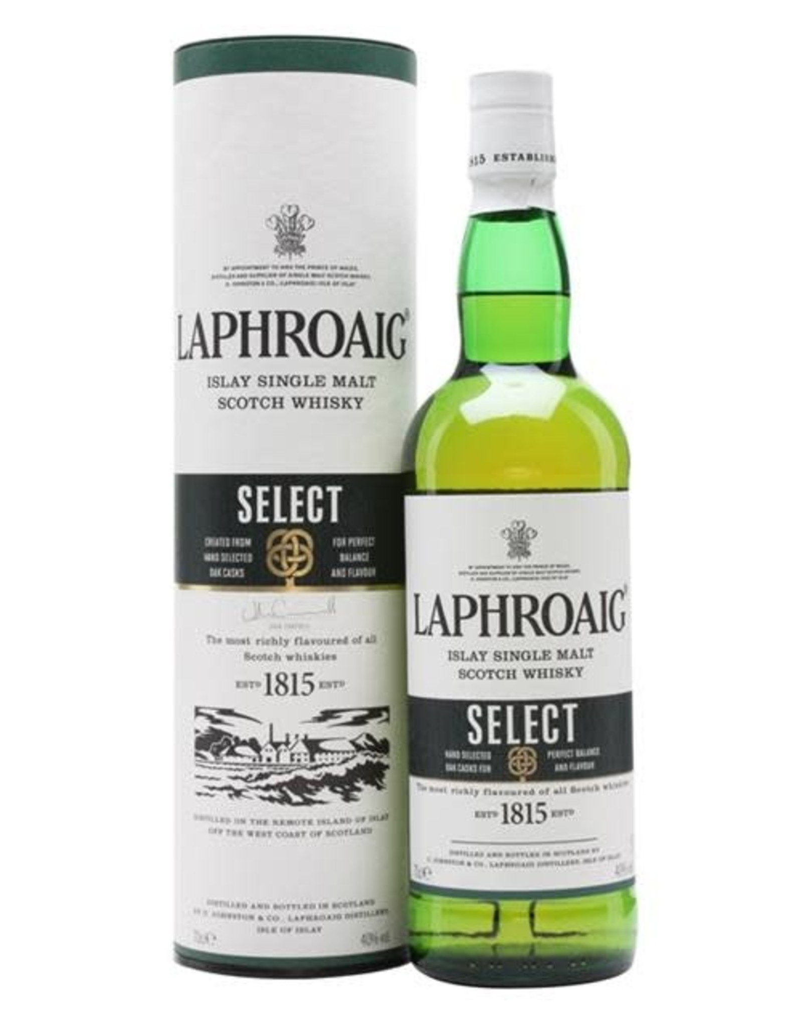 LAPHROAIG SELECT 750ML