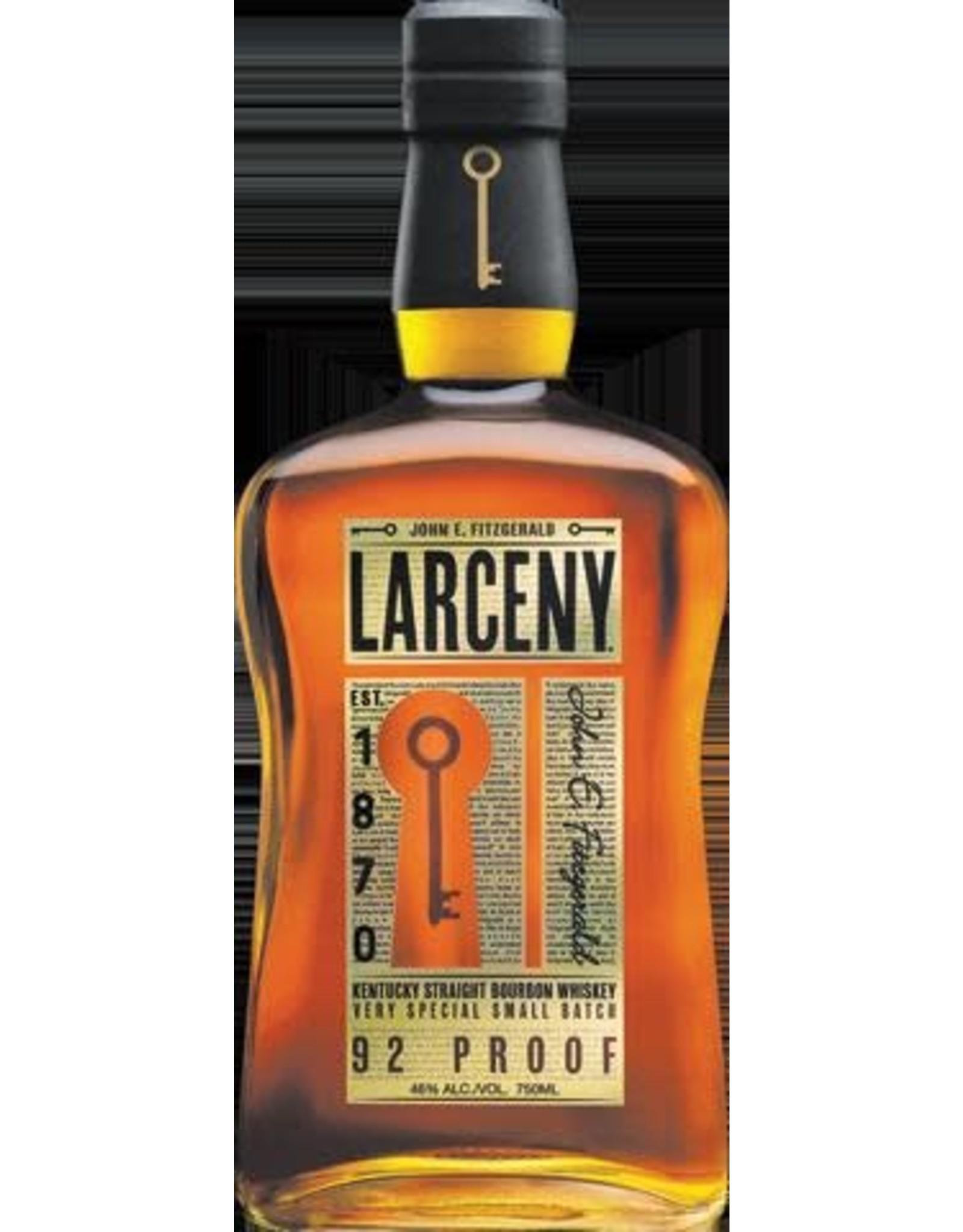 LARCENY SMALL BATCH BOURBON 750ML