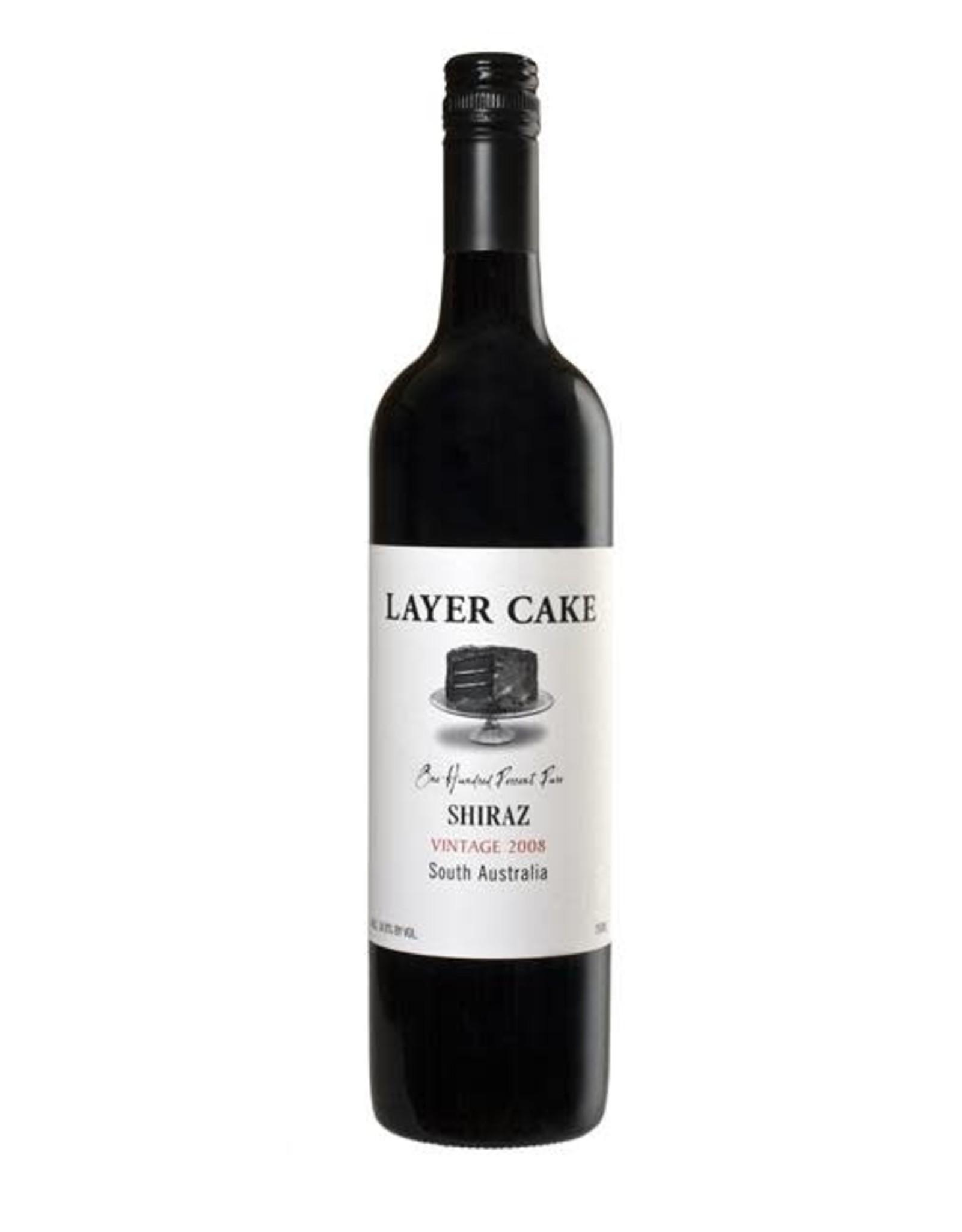 LAYER CAKE SHIRAZ 2015 750ml