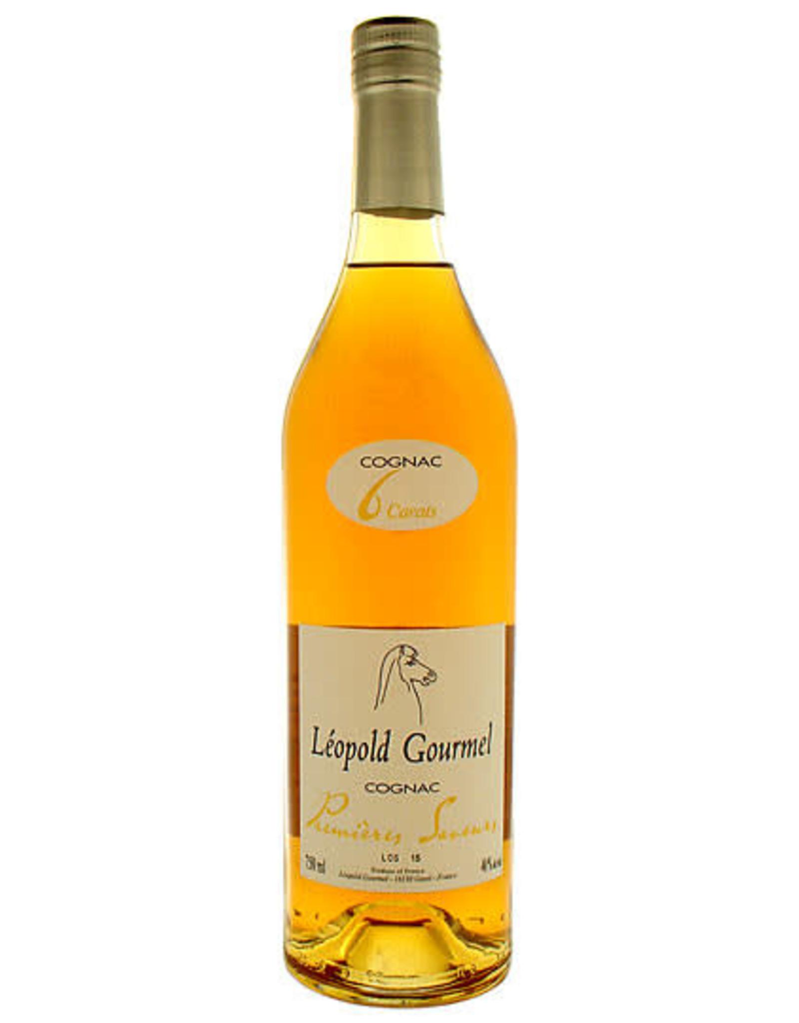 LEOPOLD GOURMEL PREMIERES SAVEURS COGNAC 750ml