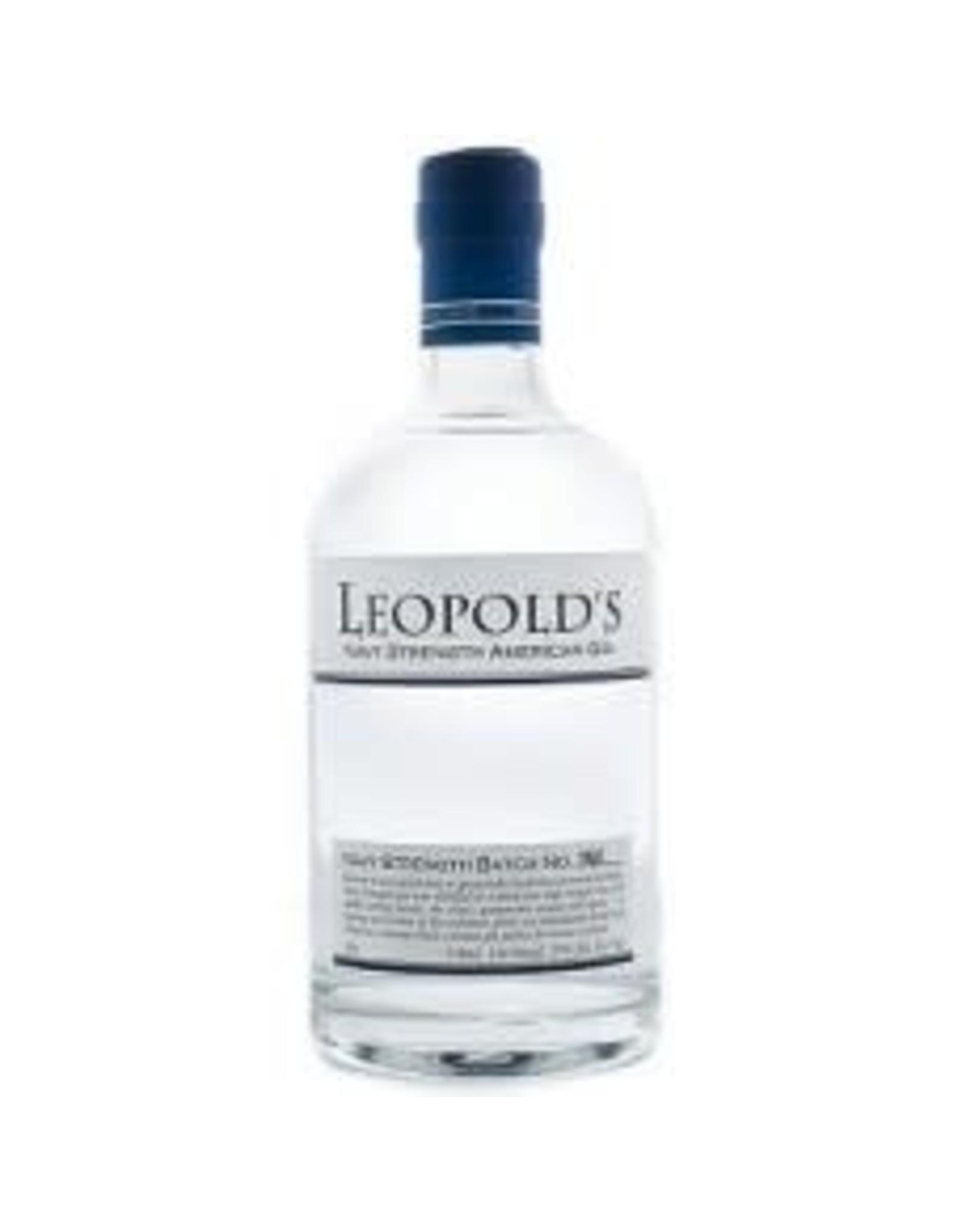 Leopold's Navy Gin 750