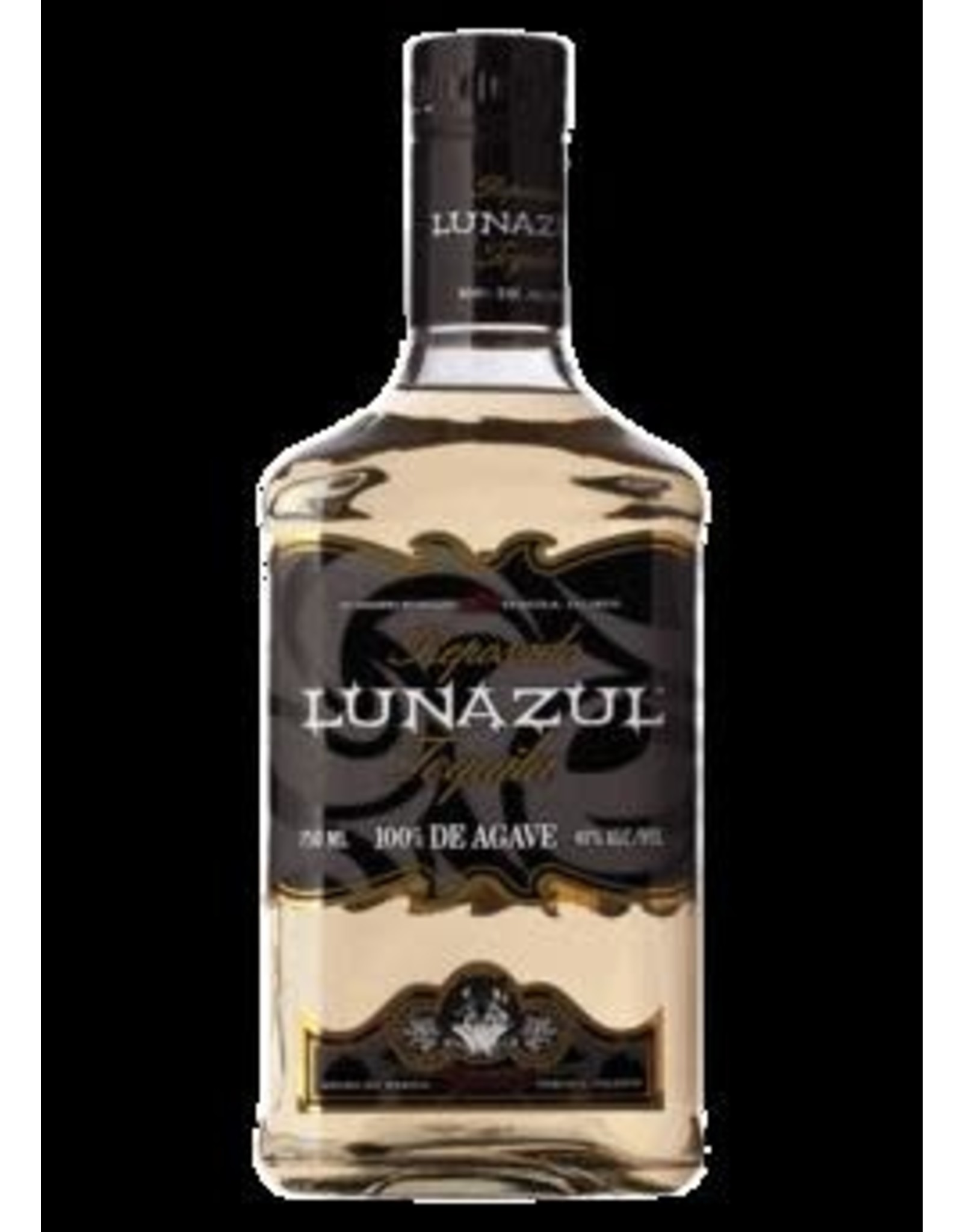 LUNAZUL REPOSADO TEQUILA 750ML