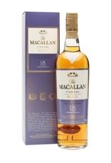 MACALLAN SHERRY CASK 18 YEAR 750ML