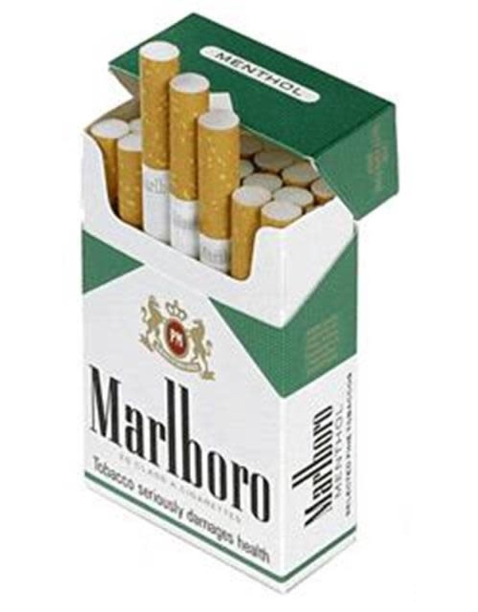 MARLBORO MENTHOL BOX
