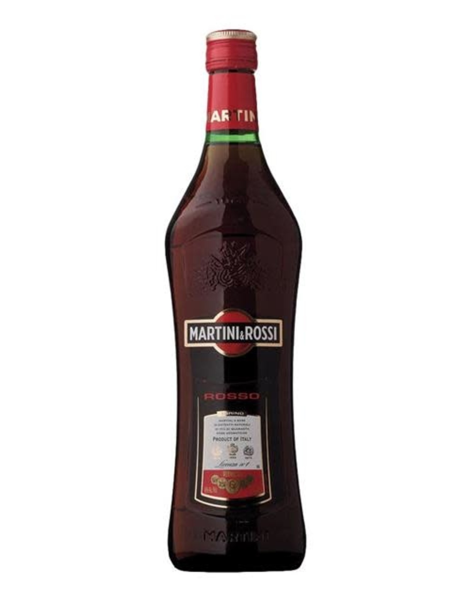 MARTINI & ROSSI SWEET VERMOUTH 1L