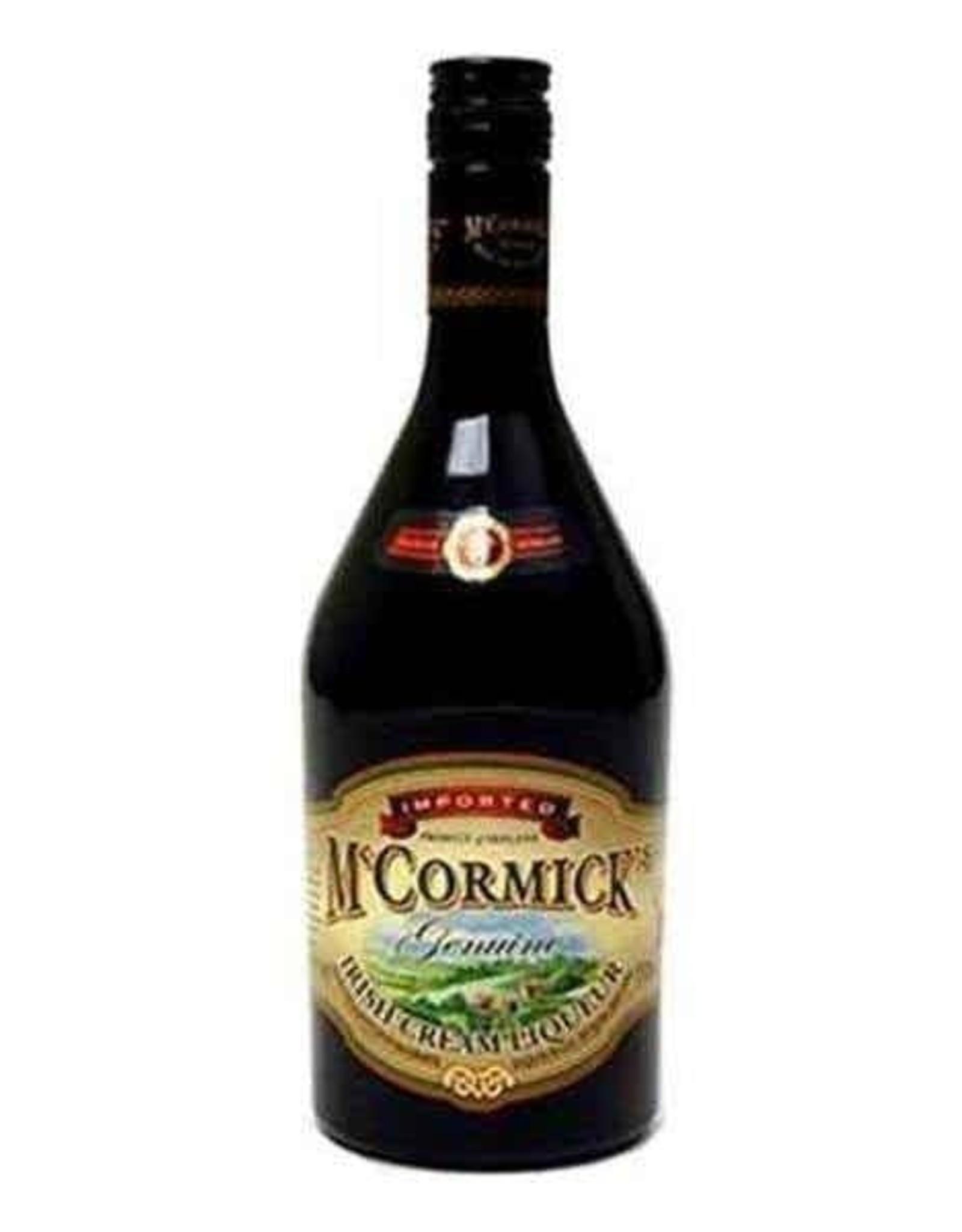 MCCORMICK IRISH CREAM LIQUEUR 750mL