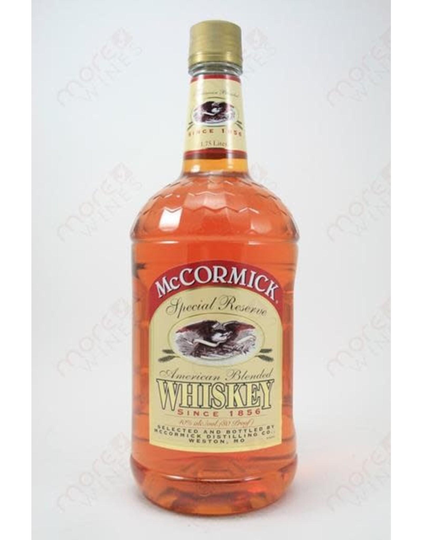 MCCORMICK WHISKEY 1.75L