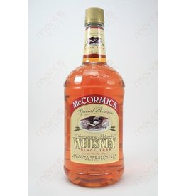 MCCORMICK WHISKEY 1.75L