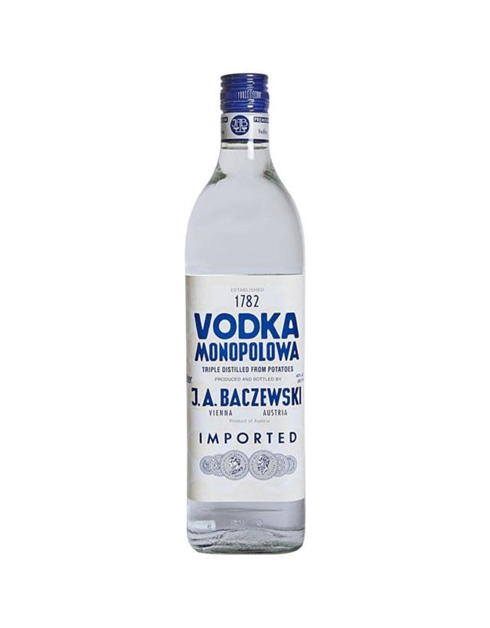 MONOPOLOWA VODKA 50ML