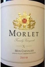 MORLET MON CHEVALIER KNIGHTS VALLEY 2010