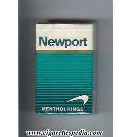 NEWPORT MENTHOL BOX