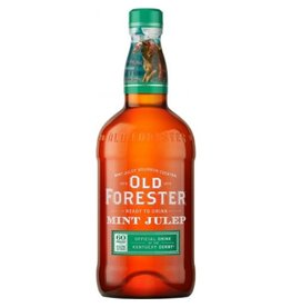 OLD FORESTER RTD MINT JULEP 1L