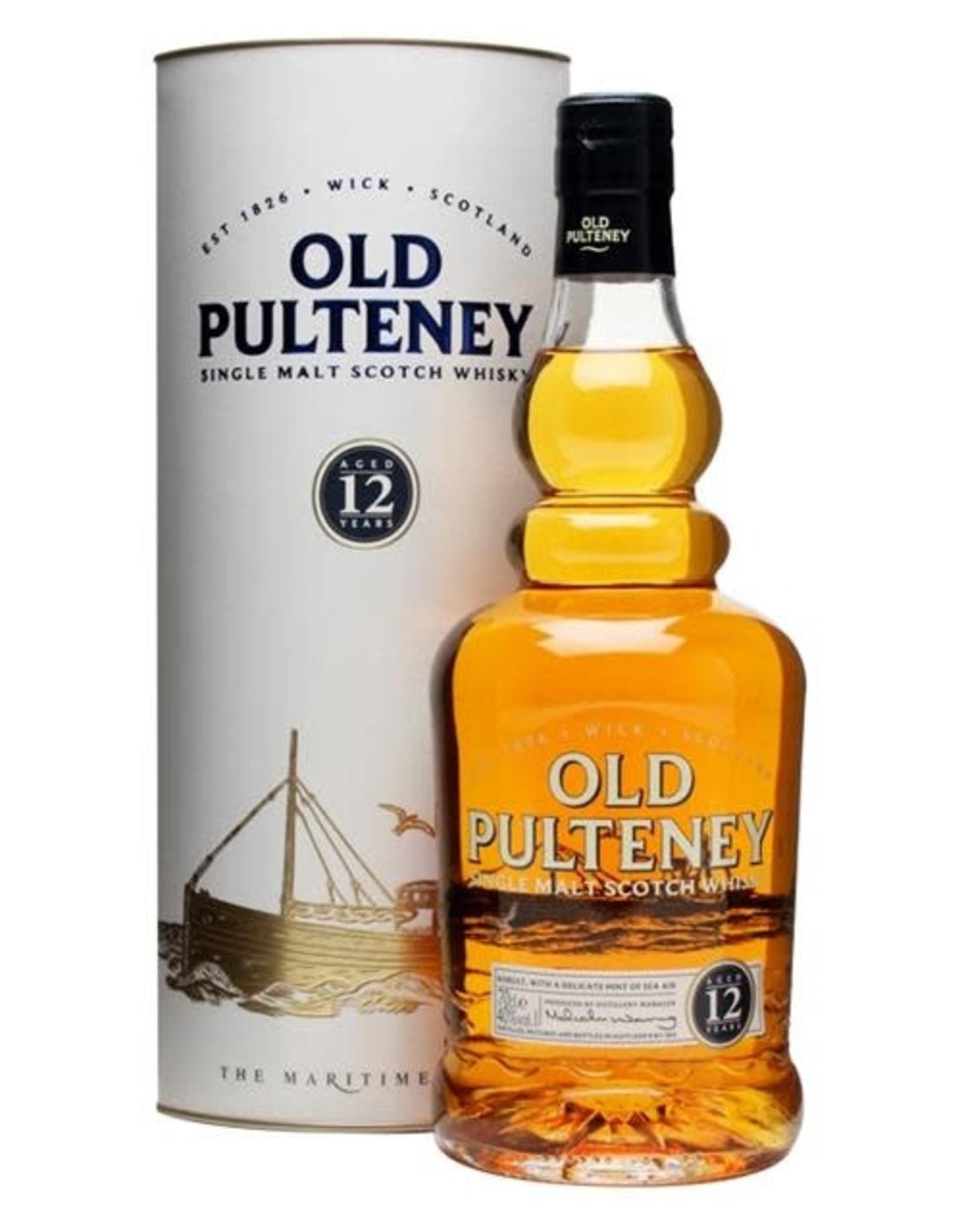 Old Pulteney 12yr Single Malt