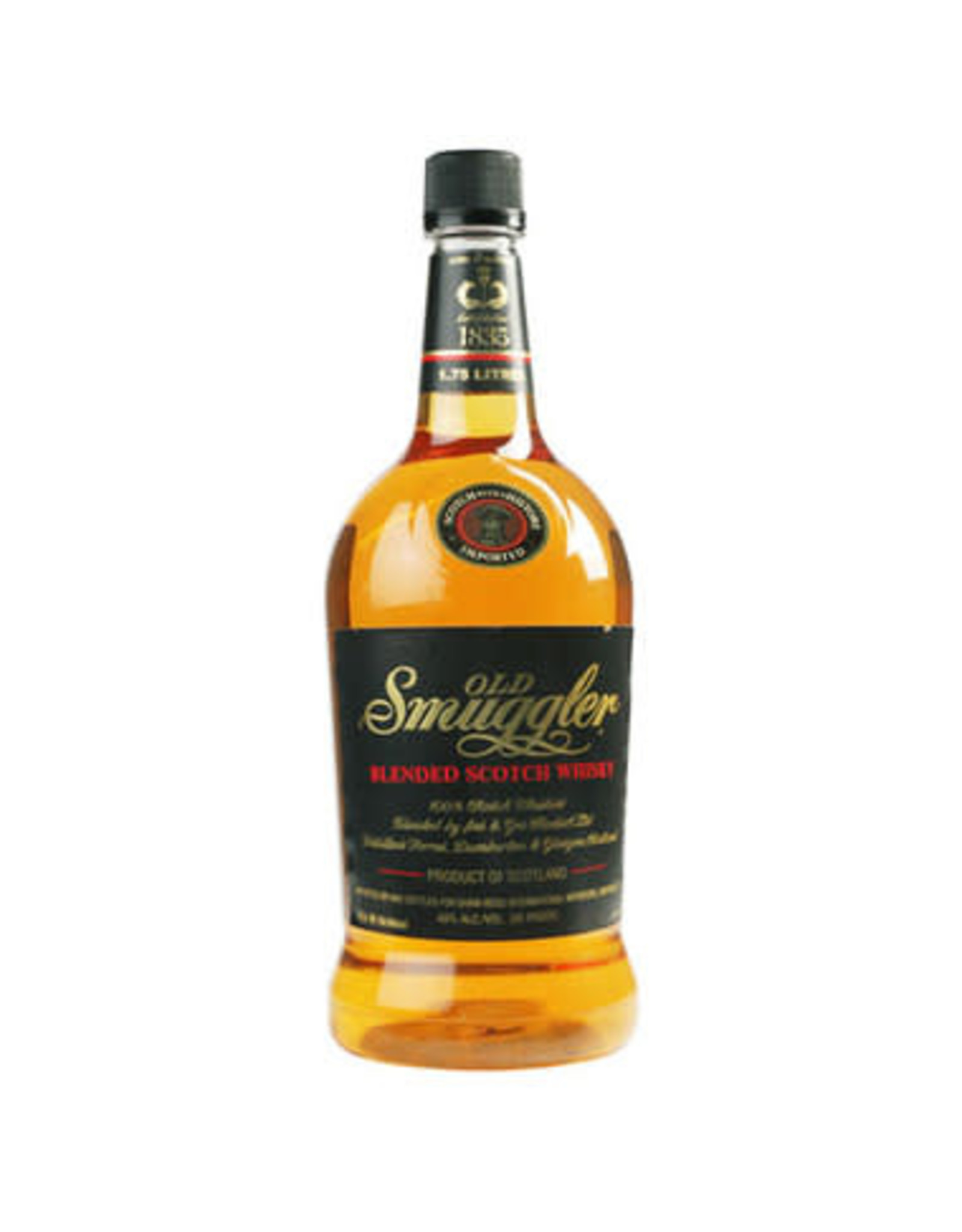 OLD SMUGGLER SCOTCH 1.75L