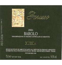 PARUSSO BUSSIA 2001 750ML
