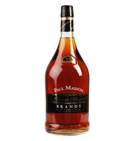 PAUL MASSON GRAND AMBER BRANDY 1.75L