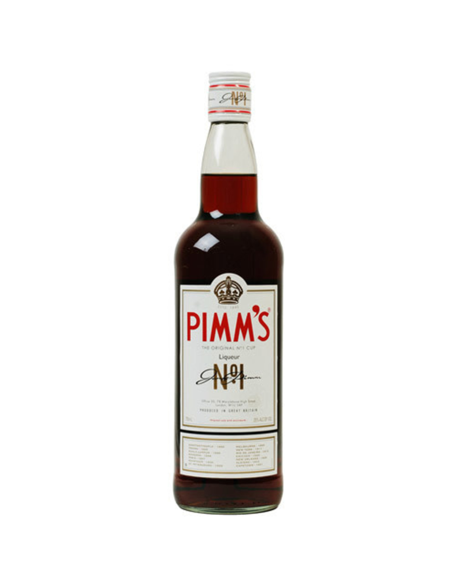 PIMMS LIQUEUR 750ML