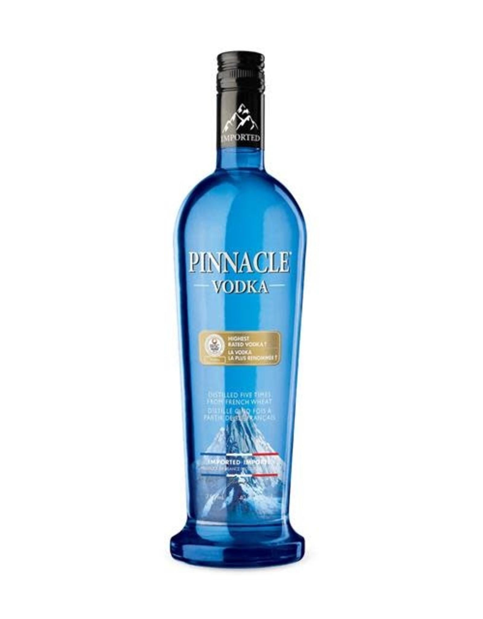 PINNACLE VODKA 750ML