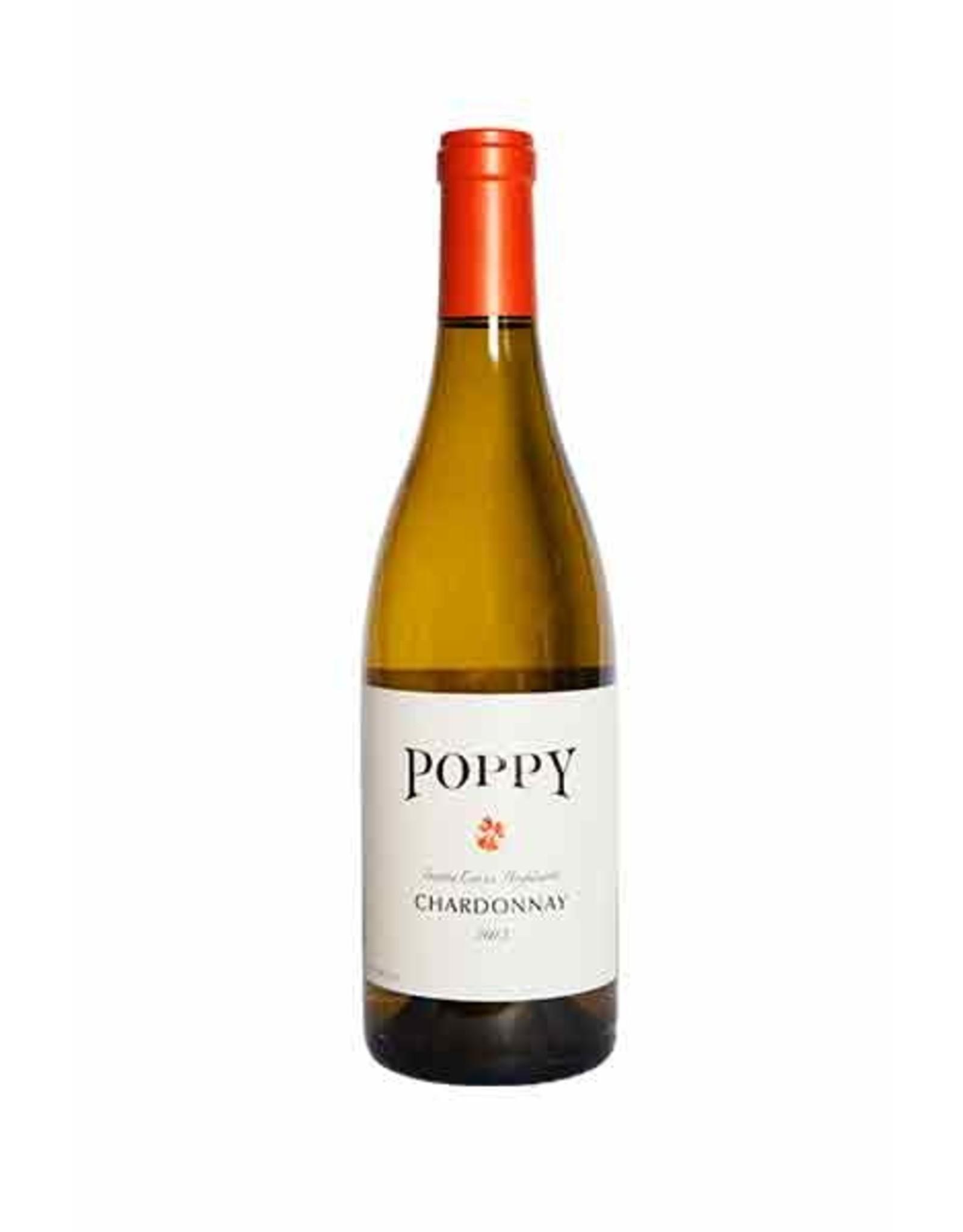 POPPY CHARDONNAY 750ML