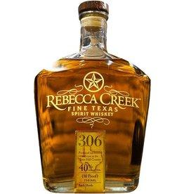 REBECCA CREEK WHISKEY 750ML