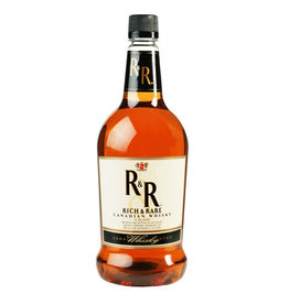 RICH AND RARE CANADIAN WHISKY 1.75L
