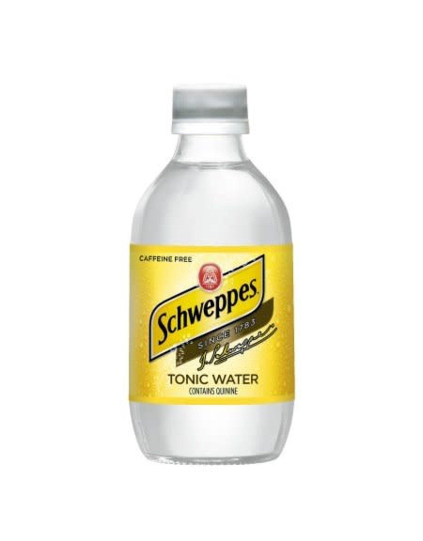 SCHWEPPES TONIC WATER 10 OZ