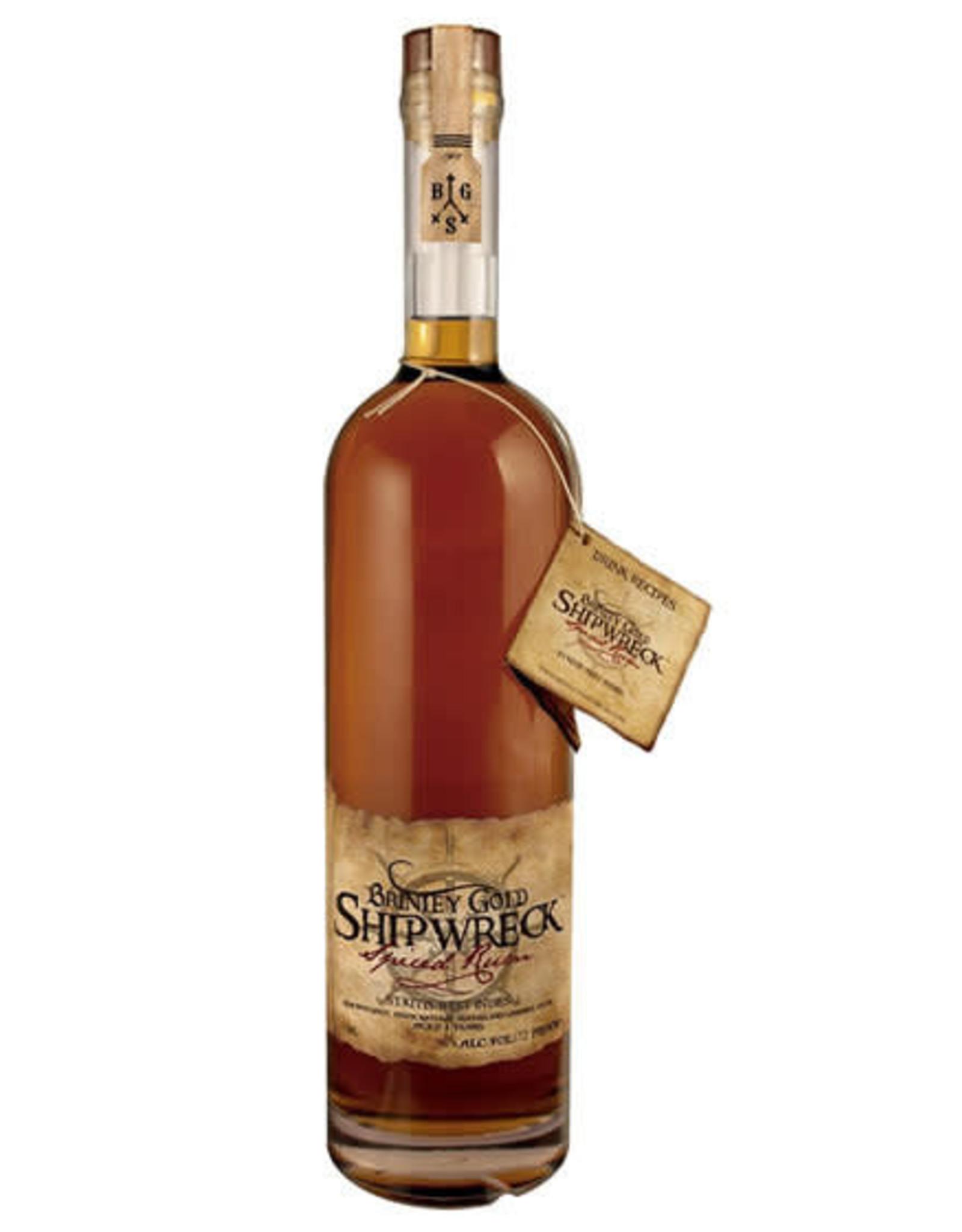Shipwreck Spiced Rum 750ml